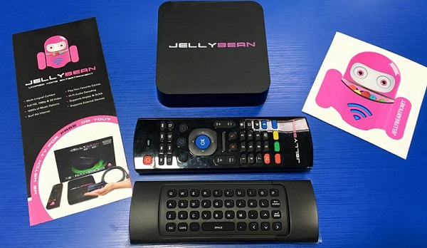 Jelly Bean TV